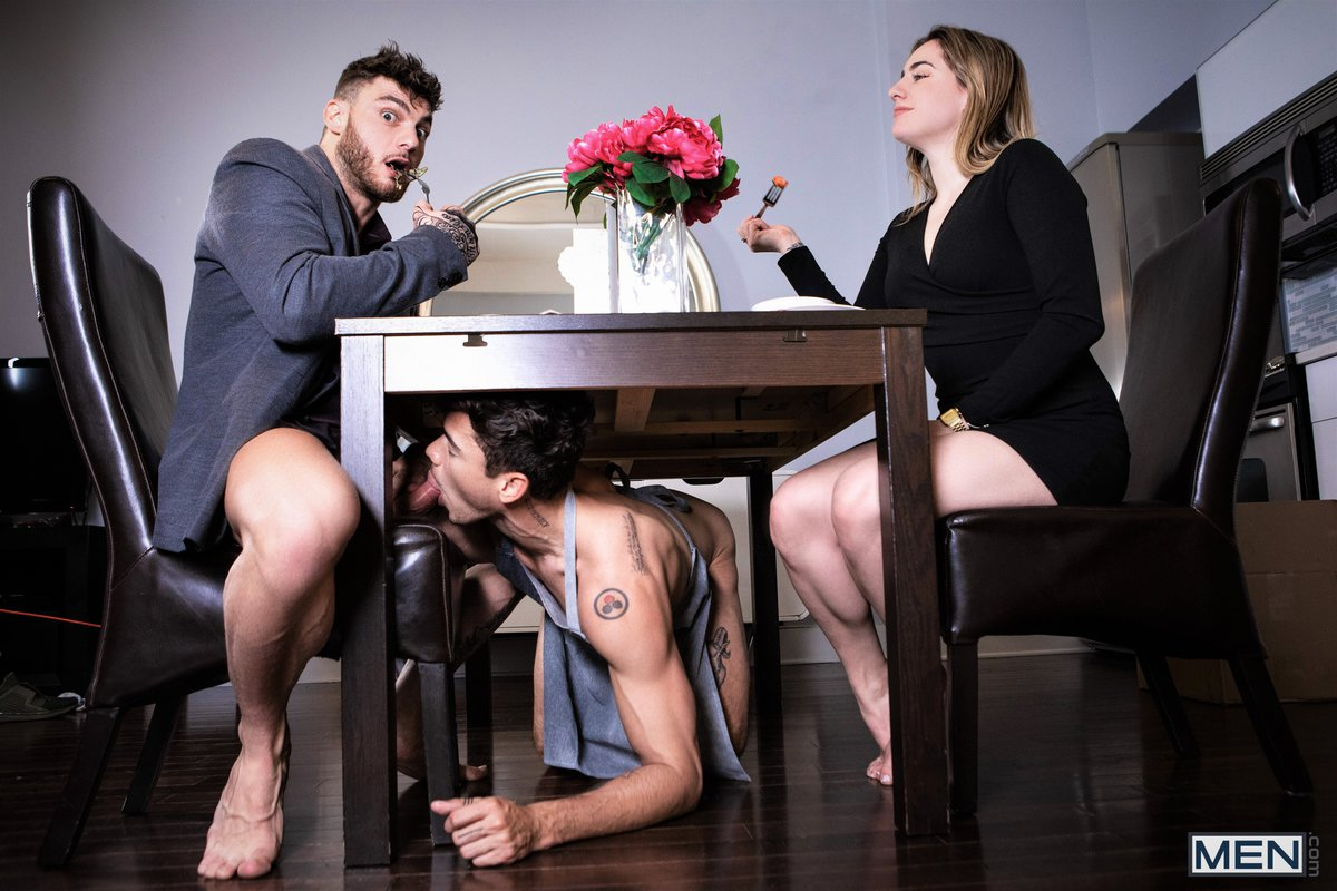 Chef At Home - Ashton Summers Fucked By William Seed