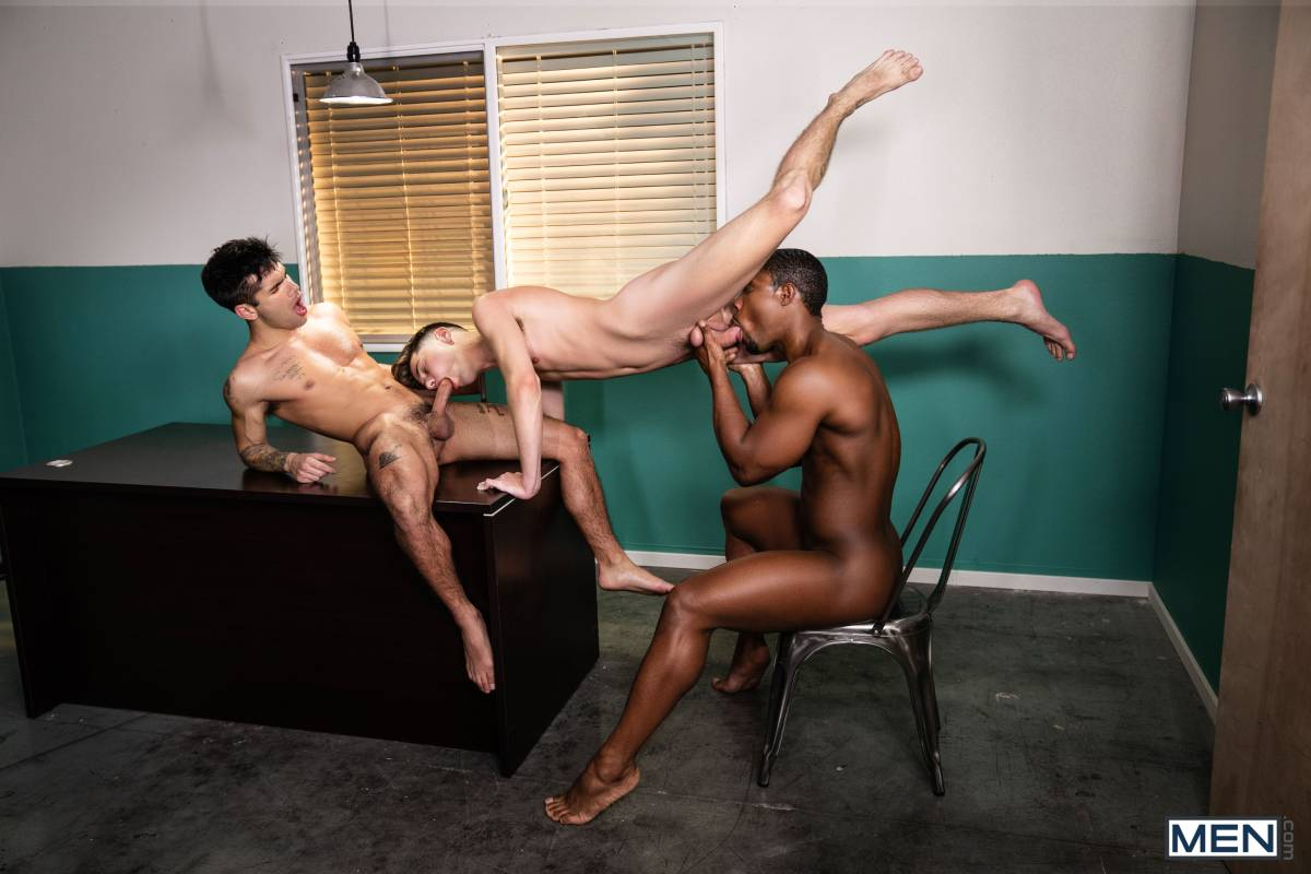 Top Of The Fair Ass Wheel: Bareback - Ty Mitchell, Joey Mills and DeAngelo Jackson
