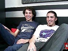 Graham Brady and Damien Kyle
