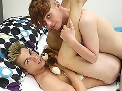 Salty And Sweet Cummy Treat - Etienne Kidd And Liam Emerson