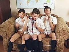 Jason and Hunter and Tyler - Three Boys Get Punished