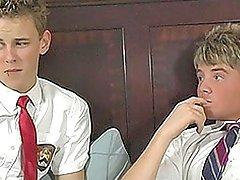 Tyler Bradley and Tyler Berke - Tyler Berke Fucks Tyler Bradley