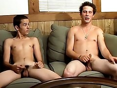 Straight Boys Lick Up Their Loads - Wiley and Nailz