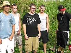Outdoor Orgy - Shoot - 11-08-08