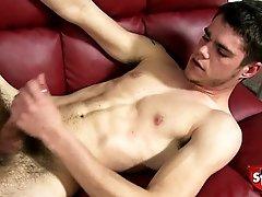 Skyler Plays with his Dick