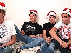 Zach, Mike, Luke and Cody - Shoot 12-27-08