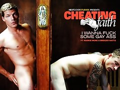 Cheating Faith: I Wanna Fuck Some Gay Ass