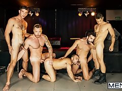 Thirst Part 4 - Jimmy Fanz, Pierre Fitch, Damien Crosse, Abraham Al Malek, Dominique Hansson - Drill My Hole