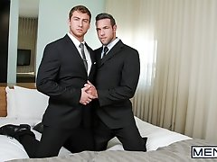 The Concierge Part 2 - Connor Maguire and Alex Mecum - The Gay Office