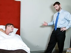 Don't Tell My Wife Part 2 - Peter Fields and Dennis West - Str8 to Gay