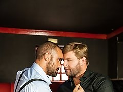 My Brother the Hooker Part 1 - Colby Jansen and Damien Crosse -Str8 to Gay