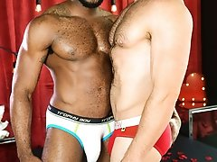 Dirty Valentine Part 2 - Alex Mecum and Noah Donovan - Gods of MEN