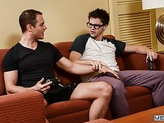 Testing My Limits Part 1 - Will Braun and Brendan Phillips - Str8 to Gay