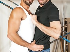 Truck Stop Part 2 - Damien Crosse and Dario Beck -DMH - Drill My Hole