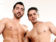 Not Brother's Yet Part 8 - Jimmy Durano and Jorge Fusco - Str8 to Gay