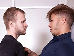 Criminal Lovers Part1 - Aquiles PAris and Malek Tobias - Drill MY Hole - Gay Tube C