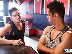 Straight A Student Part 2 - Rafael Alencar and Jack Hunter - Big Dicks At School