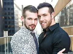 Married Men Part 3 - Alex Mecum and Chris Harder - Str8 to Gay