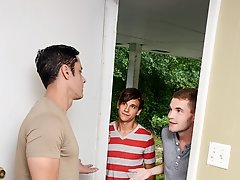 My Neighbor's Son Part 2 - Rafael Alencar, Jack Radley and Zac Stevens - DMH  -Drill MY Hole