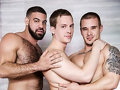 Neighbrohood Part 3 - Adam Bryant Tommy Regan and Ricky Larkin - Str8 to Gay