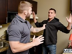 Straight Classifieds Part 1 - Jordon Boss and Colby Jansen - Str8 to Gay - Gay Tube C