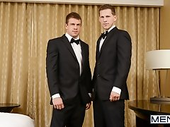 The Groomsman Part 1 - Darin Silvers and Roman Todd - Str8 to Gay