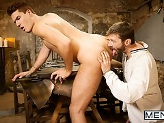 Gay Of Thrones Part 8 - Dennis West - Theo Ford - Drill My Hole